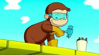 Curious George 🐵Up a Tree 🐵Kids Cartoon 🐵Kids Movies 🐵Kids Videos