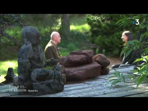 Olivier Reigen Wang Genh, Maître Du Bouddhisme Zen - Interview Sur France 3 TV - Juin 2019