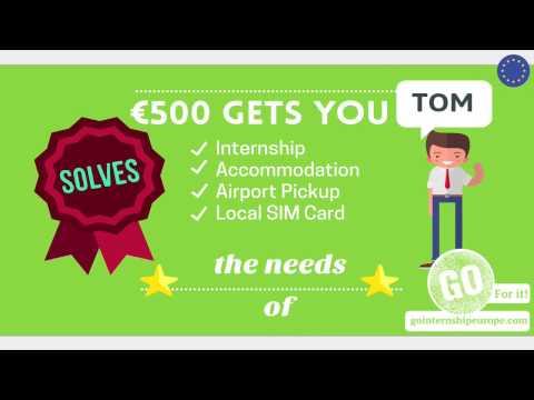 Deltion - Go Internship Europe