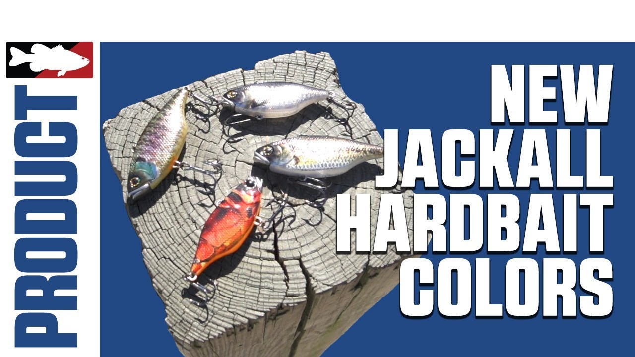 Jared Lintner and Alex Davis discuss New Jackall Hardbait Colors
