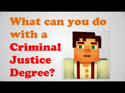 What can you do with a criminal justice degree? Jobs, Careers, Salary, Major + Best Online Colleges