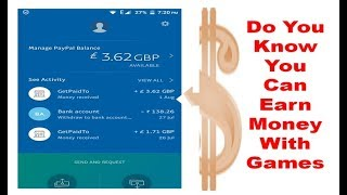 Play Game And Earn Money Online With Payment Proof || 2017