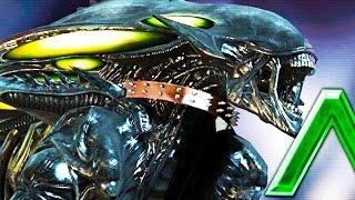DESTROYING XENOMORPH EGG NEST, QUEEN XENO!! - Alien : Colonial Marines