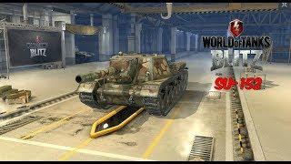 SU-152 - World of Tanks Blitz