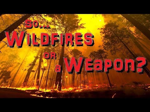 California Wildfires: More than Meets the Eye