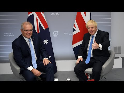Australia-UK Free Trade Deal To Be Finalised By The End Of The Year