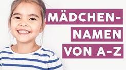 Auf der Suche nach einem Mädchenvornamen? Lass dich inspirieren! 🤰 | MOM-LIFE