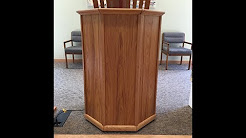 HOW TO BUILD A PULPIT AND MORE...