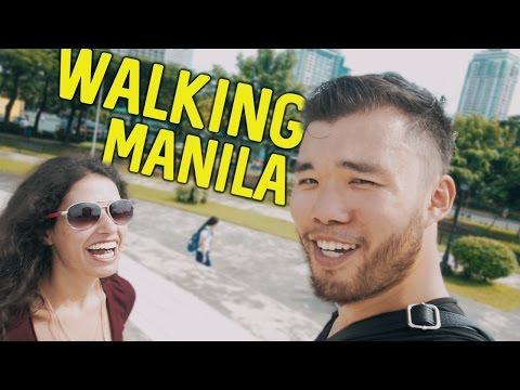 Walking Manila (Makati and Old City) | VLOG 12