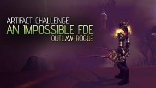 An Impossible Foe - Outlaw Rogue