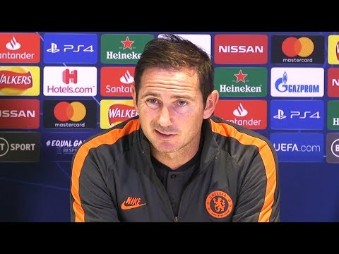 Chelsea 0-1 Valencia - Frank Lampard Full Post Match Press Conference - Champions League