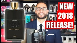 Gucci Guilty Oud Fragrance / Cologne Review + Giveaway!