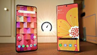 OnePlus 7T Pro vs Samsung Galaxy Note 10 Plus - Speed Test! (Ultimate Battle)