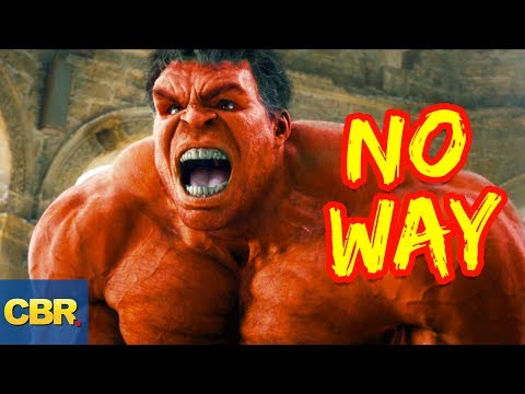 Thumbnail: 10 Things Marvel Wants You To Know About RED HULK!