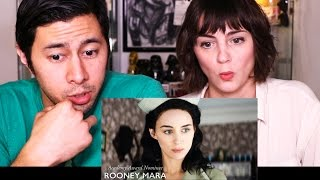 THE SECRET SCRIPTURE | Trailer Reaction & Discussion!