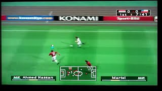 Pro Evolution Soccer 3 Playstation 2 Gameplay