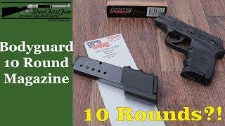 ProMag Bodyguard 380 10 Round Steel Gun Magazine SMI21 for sale online