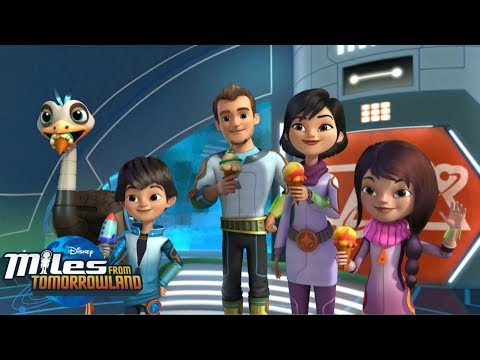 Miles from Tomorrowland Opening Theme (Hindi Vers.)