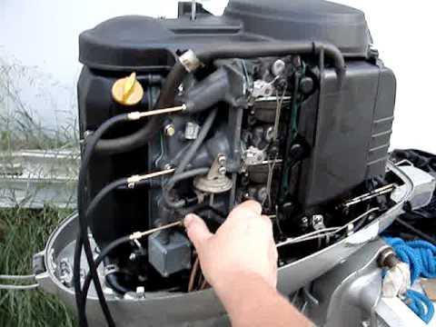 11 Hp Honda Wiring Diagram Honda Bf50 With Davida Vacuum Guages Youtube