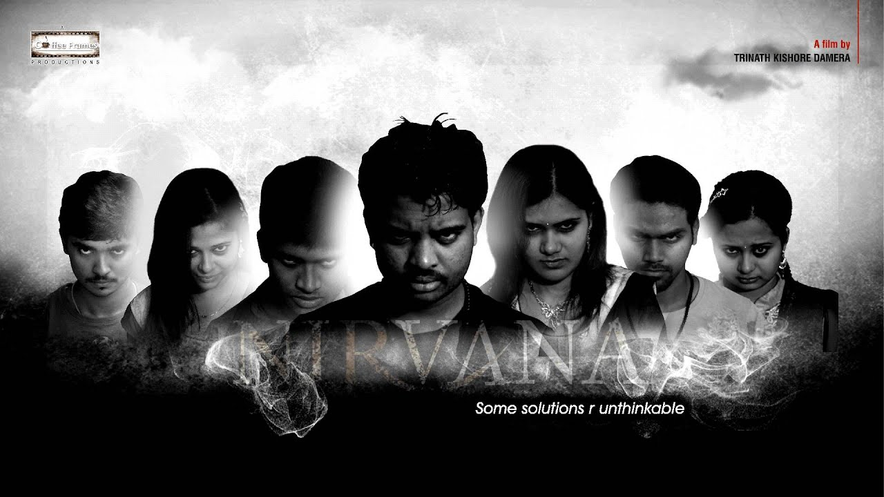 Nirvana Telugu Short Film Motion Poster