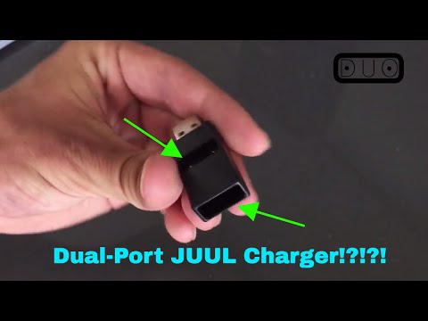 Most Innovative JUUL Charger...EVER.
