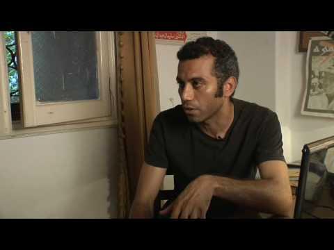 egyptian blogger hossam el hamalawy youtube