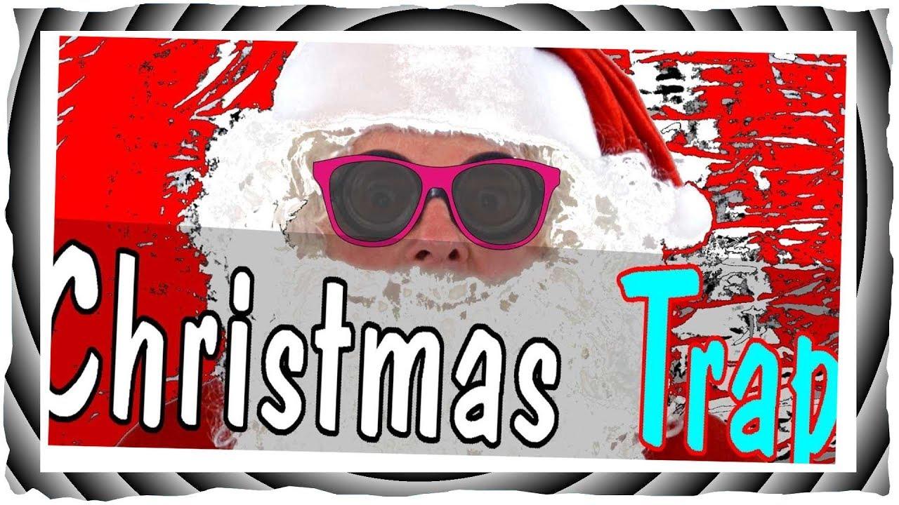 JINGLE TRAP - Christmas Trap Instrumental Music 🎅 XMas Rap Beat / Hip Hop Weihnachtsbeat 2016 ...