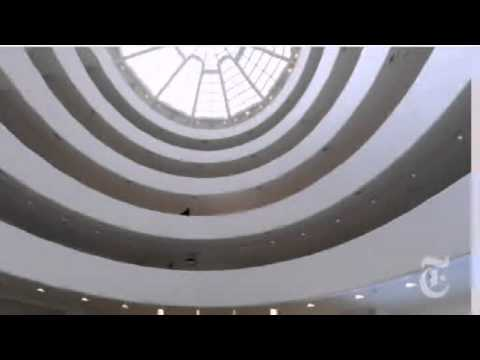 Solomon R. Guggenheim museum (By: Alireza M.N.).mp4