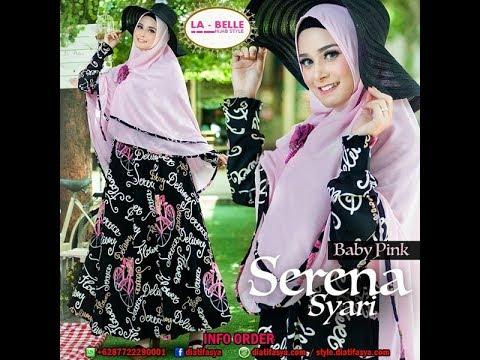 Gamis Syari Unik Cantik Untuk Traveling Atau Piknik Hijab Syar I