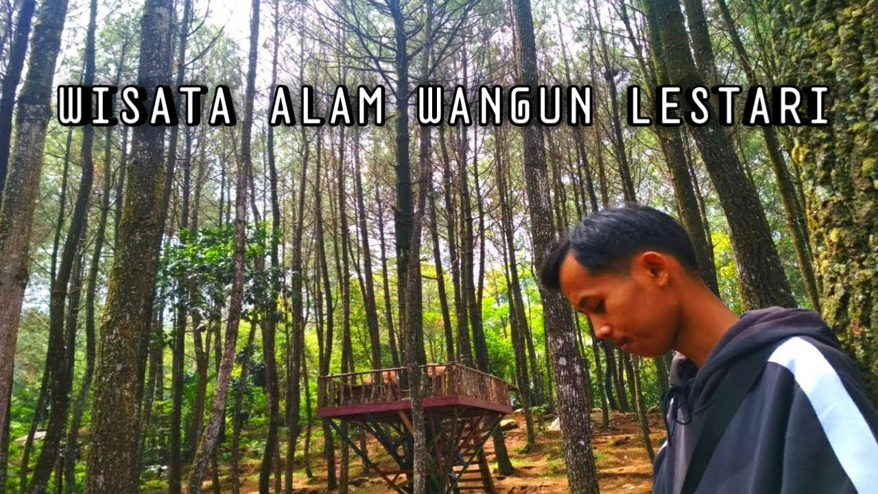 Wisata Wangun Alam Lestari Banjaran Bandung