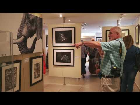 Wild at HeART | A Breathtaking Arts Exhibition by Richard Symonds