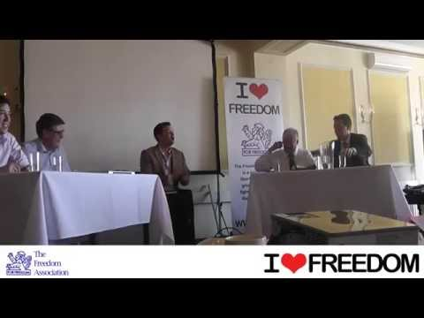 Freedom Festival 2014: This house believes that we need more immigration