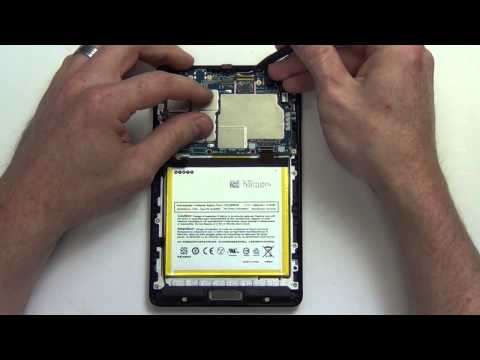 How to Take Apart the Kindle Fire HD 6