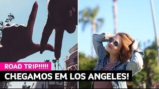 Vlog: chegamos em Los Angeles!!! • Karol Pinheiro