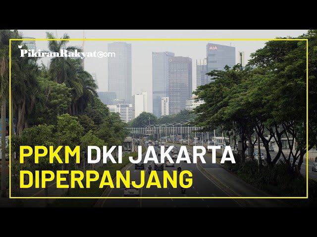 PPKM di DKI Jakarta Diperpanjang, Ahmad Riza Patria: Semoga Tekan Penyebaran Covid-19
