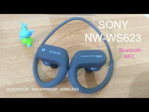 Sony NW-WS623