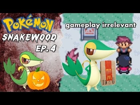 Eating Asmr - Pokémon Snakewood Let's Play (#4)
