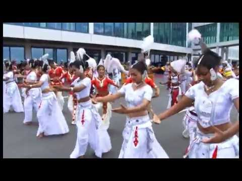 SriLankan Airlines oneworld Joining Ceremony (30th April 2014)