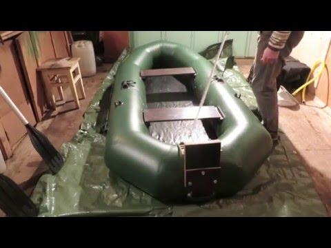 рыбачим с лодок пвх видеообзор