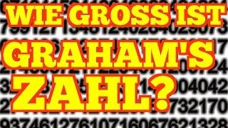 Wie groß ist Graham's Zahl?