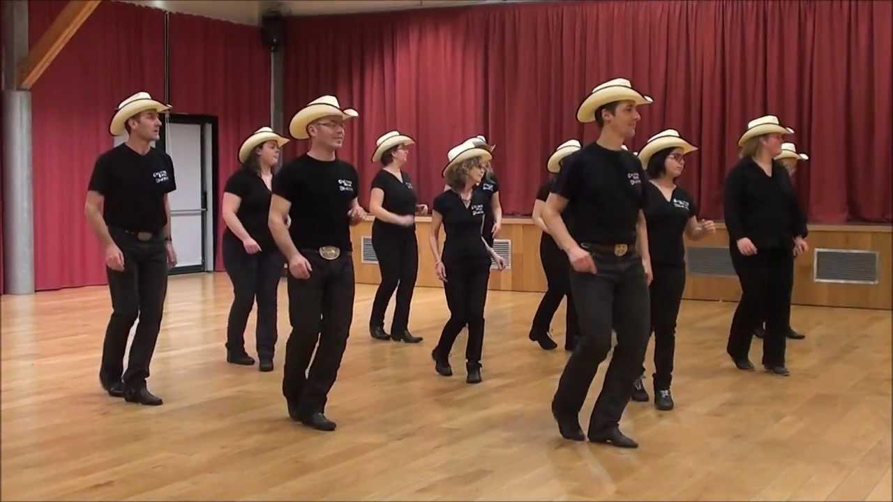 Colorado Girl Line Dance Dance  Teach In French - Youtube-1521