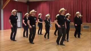 COLORADO GIRL Line Dance (Dance & Teach in French)