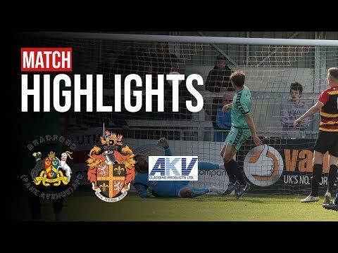 HIGHLIGHTS | Bradford (Park Avenue) 1-1 Spennymoor Town | 2019/20