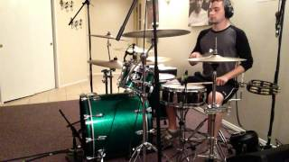 Kings of Leon - Rock City (Drum Cover)