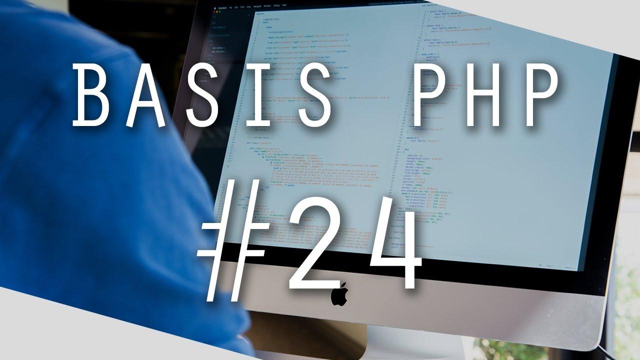 Zelf een PHP encryptie/versleuteling maken | PHP #24