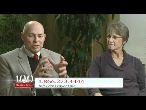 Robert and Kathy Fetviet--Moira Brown at Breakforth Edmonton 2012