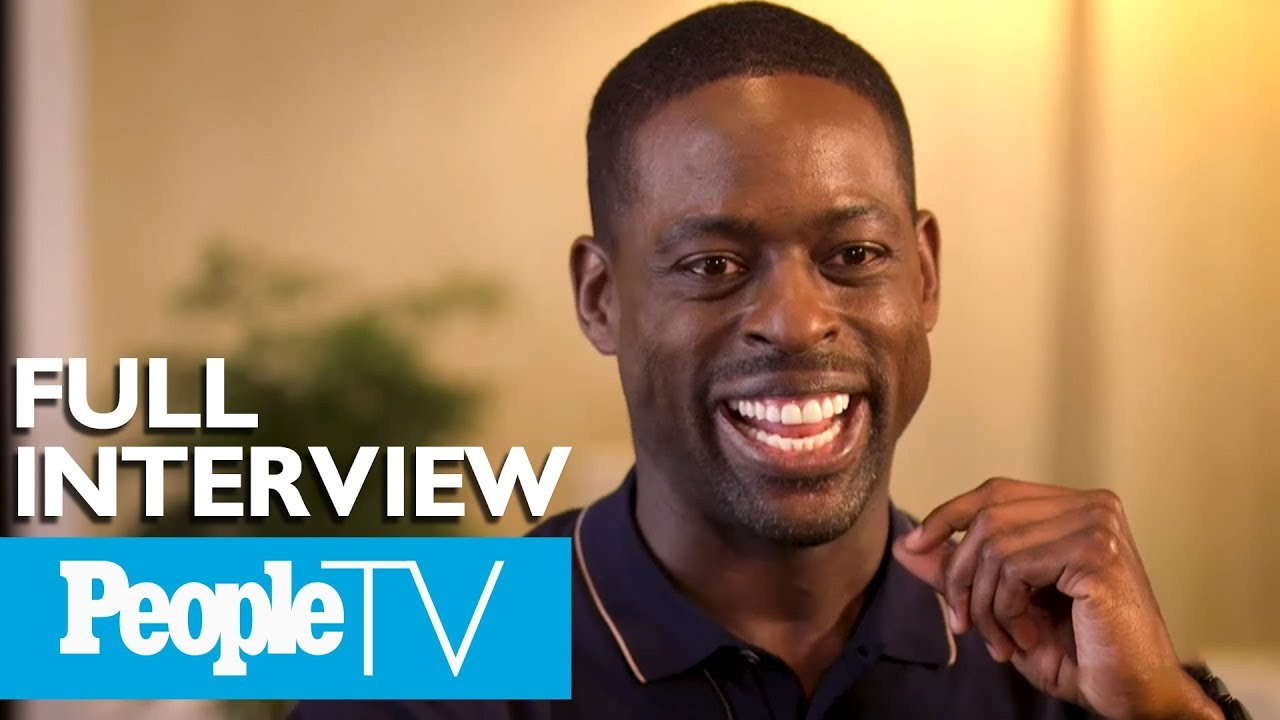 This Is Us' Sterling K. Brown On Show's Success & Career Journey | PeopleTV