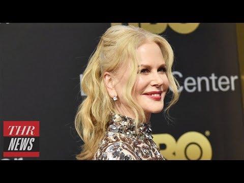 Nicole Kidman to Receive Career Achievement Award | THR News
