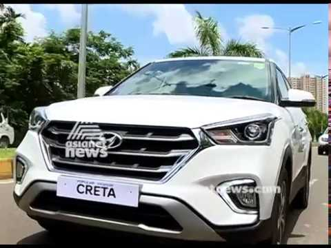 Hyundai Creta Price In India Review Mileage Videos Smart Drive