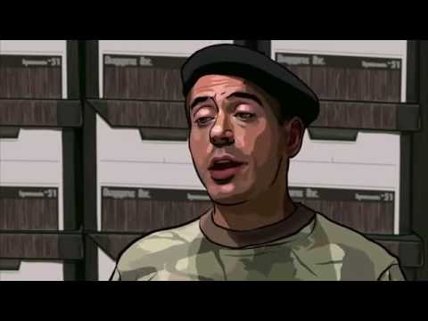 Two Minutes of James Barris Talking Crap - A Scanner Darkly